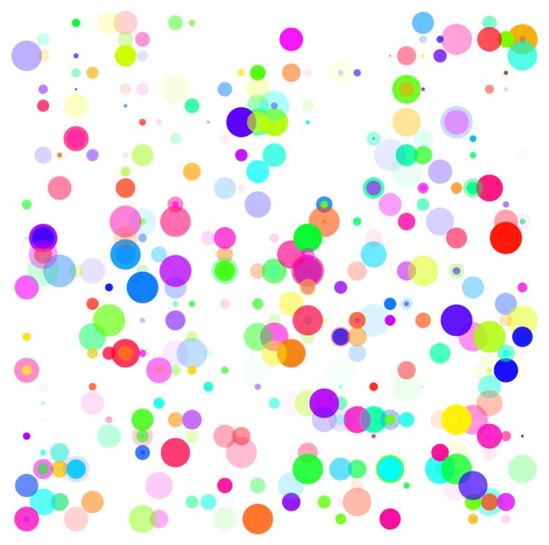 Random Rectangles and Circles (3)